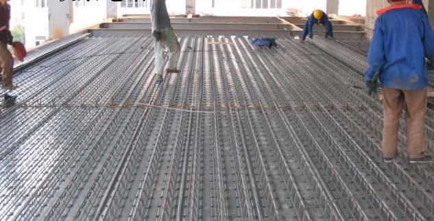 【施工工艺】钢筋桁架楼承板施工介绍