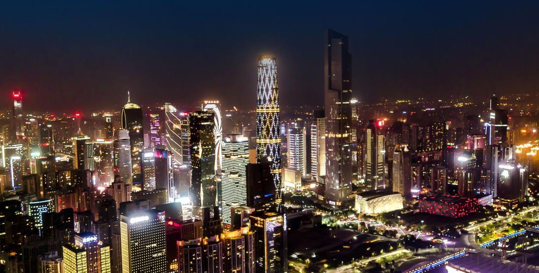 【视频演示】440米广州西塔广州国际金融中心项目施工组织设计